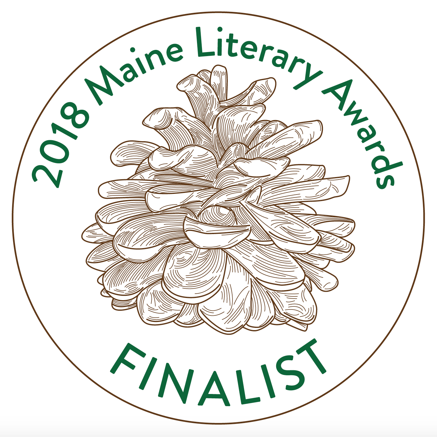 2018 Maine Literary Awards Finalist