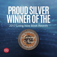Proud silver medal winner in the Inspirational Memoir category of the  Living Now Awards